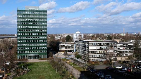 Gebäude des Bundesministeriums für Ernährung und Landwirtschaft in Bonn