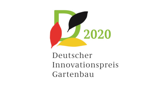 Logo Innovationspreis Gartenbau 2020