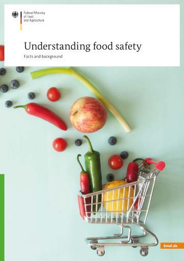 Cover Brochure 'Understanding food safety'