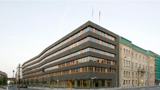Building of the Federal Ministry of Food and Agriculture in Berlin
